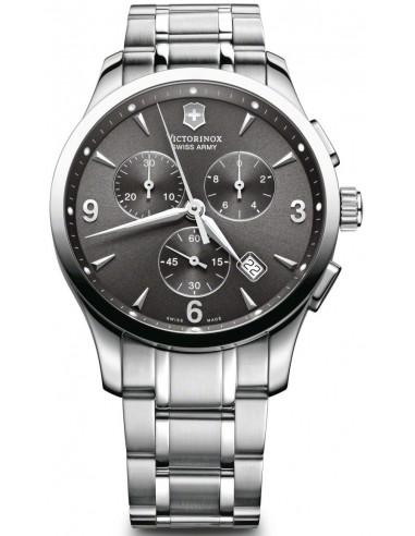 VICTORINOX Swiss Army 241478 Alliance Chronograph Watch