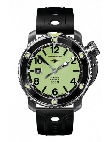 STURMANSKIE Ocean Stingray NH35/1825897 watch