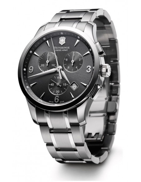 VICTORINOX Swiss Army 241478 Alliance Chronograph Watch