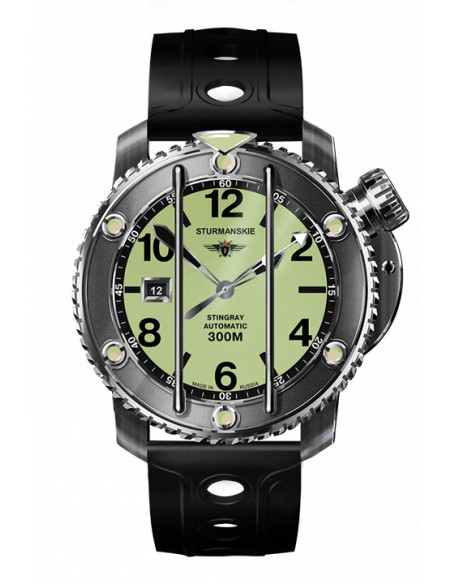 STURMANSKIE Ocean Stingray NH35/1825898 watch