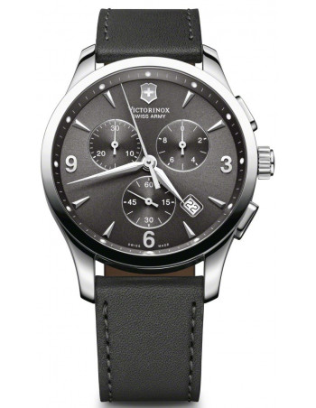 VICTORINOX Swiss Army 241479 Alliance Chronograph Watch