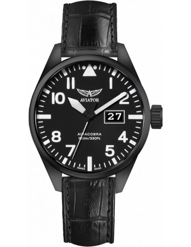 Hodinky AVIATOR Airacobra P42 V.1.22.5.148.4 364.441286 - 1