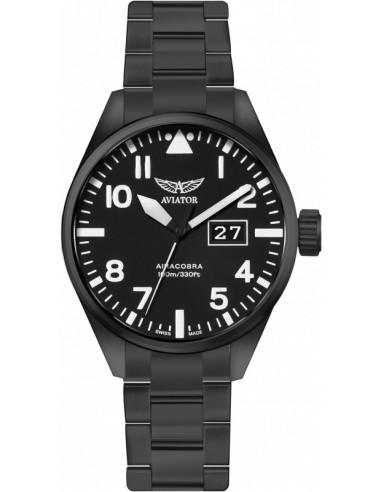 Zegarek AVIATOR Airacobra P42 V.1.22.5.148.5 414.356215 - 1
