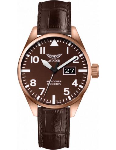 Zegarek AVIATOR Airacobra P42 V.1.22.2.151.4 364.441286 - 1