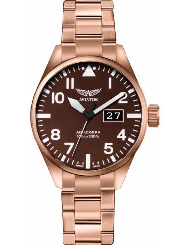 AVIATOR Airacobra P42 V.1.22.2.151.5 watch 414.356215 - 1