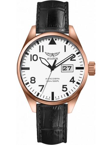 AVIATOR Airacobra P42 V.1.22.2.152.4 watch 364.441286 - 1