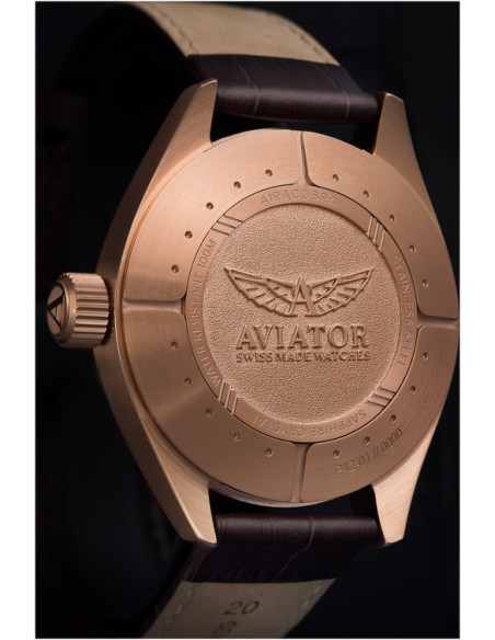 AVIATOR Airacobra P42 V.1.22.2.152.4 watch