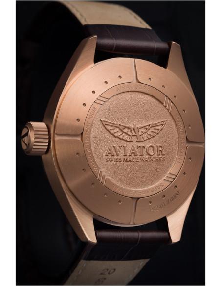 AVIATOR Airacobra P42 V.1.22.2.152.4 watch 364.441286 - 2