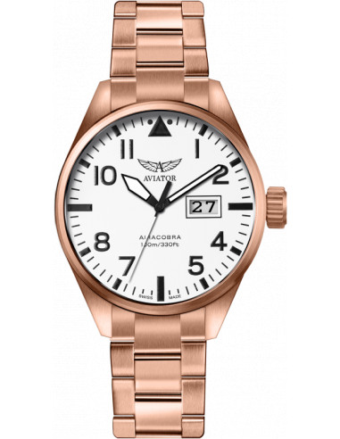 AVIATOR Airacobra P42 V.1.22.2.152.5 watch