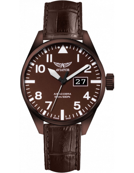 AVIATOR Airacobra P42 V.1.22.8.151.4 watch