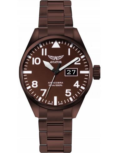 Zegarek AVIATOR Airacobra P42 V.1.22.8.151.5 414.356215 - 1
