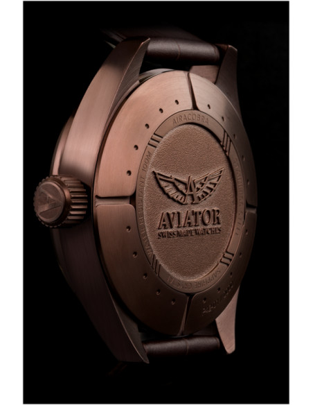 AVIATOR Airacobra P42 V.1.22.8.151.5 watch
