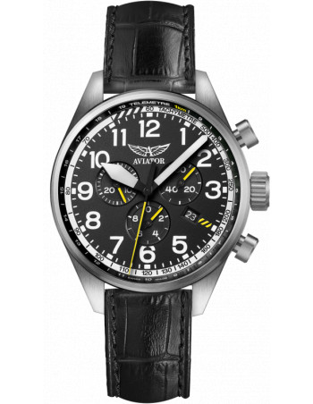 AVIATOR Airacobra P45 Chrono V.2.25.0.169.4 watch