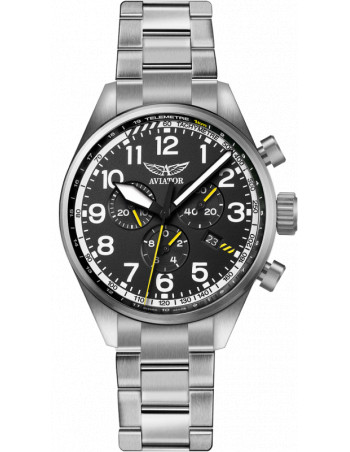 AVIATOR Airacobra P45 Chrono V.2.25.0.169.5 watch