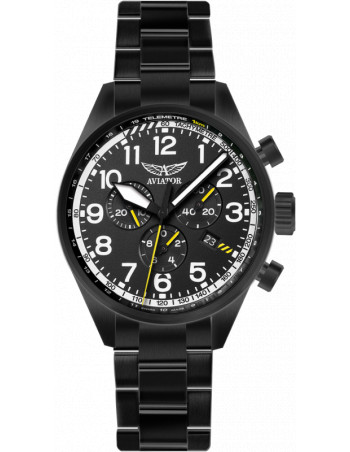 AVIATOR Airacobra P45 Chrono V.2.25.5.169.5 watch