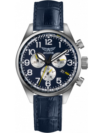 AVIATOR Airacobra P45 Chrono V.2.25.0.170.4 watch