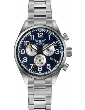 AVIATOR Airacobra P45 Chrono V.2.25.0.170.5 watch