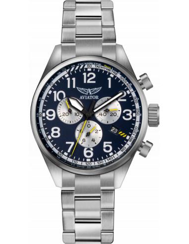 AVIATOR Airacobra P45 Chrono V.2.25.0.170.5 watch 514.210036 - 1