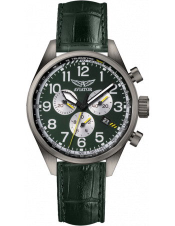 AVIATOR Airacobra P45 Chrono V.2.25.7.171.4 watch