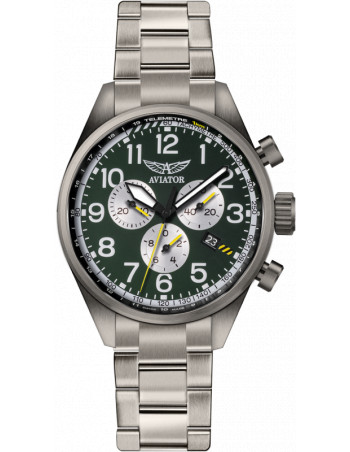 AVIATOR Airacobra P45 Chrono V.2.25.7.171.5 watch