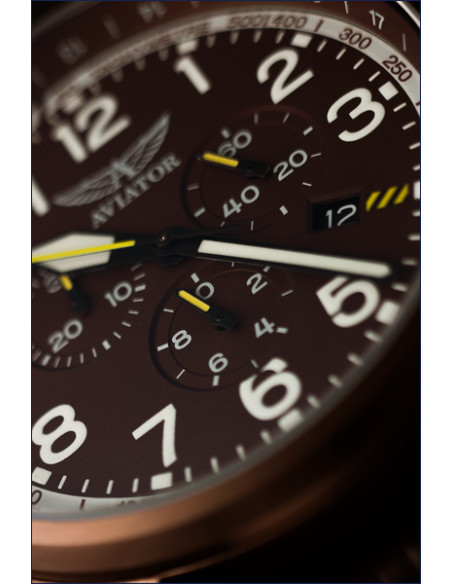 AVIATOR Airacobra P45 Chrono V.2.25.8.172.4 watch