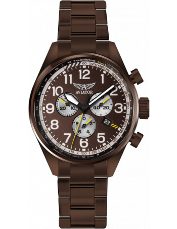 AVIATOR Airacobra P45 Chrono V.2.25.8.172.5 watch