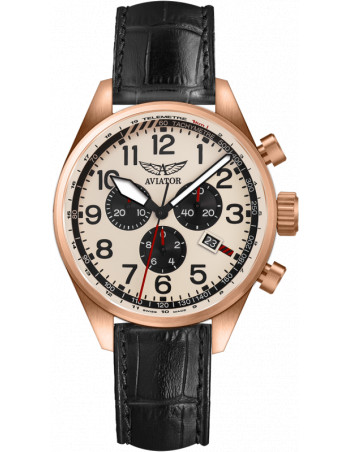 AVIATOR Airacobra P45 Chrono V.2.25.2.173.4 watch