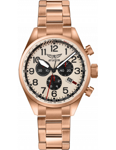 AVIATOR Airacobra P45 Chrono V.2.25.2.173.5 watch