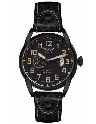 Hodinky AVIATOR Bristol Scout V.3.18.5.162.4 1293.007536 - 1