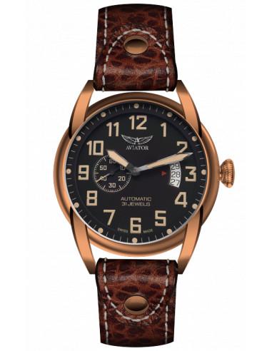 Zegarek AVIATOR Bristol Scout V.3.18.8.162.4 1293.007536 - 1