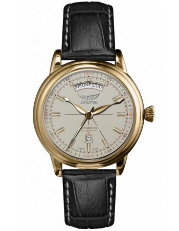 AVIATOR Douglas day-date V.3.20.1.147.4 watch