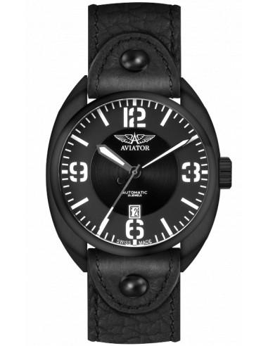Zegarek AVIATOR Propeller R.3.08.5.020.4 1043.384965 - 1