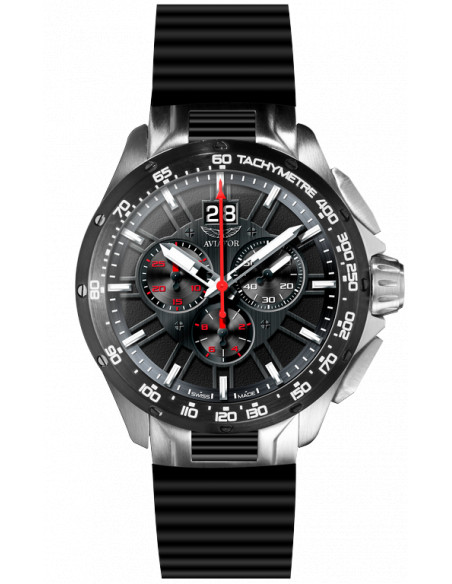 AVIATOR SWISS MIG-35 M.2.19.5.134.6 watch