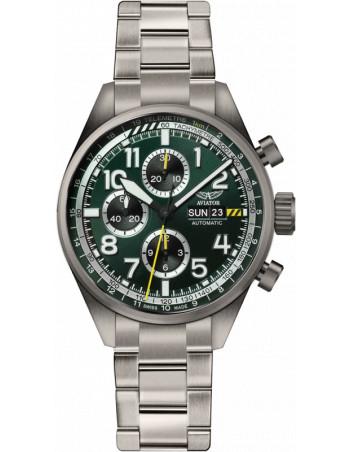 AVIATOR Airacobra P45 Chrono Auto V.4.26.7.184.5 watch