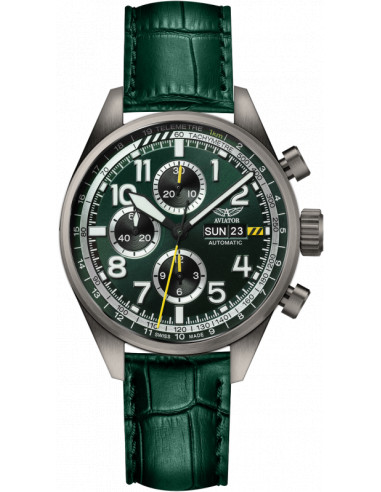 AVIATOR Airacobra P45 Chrono Auto V.4.26.7.184.4 watch 1862.128786 - 1