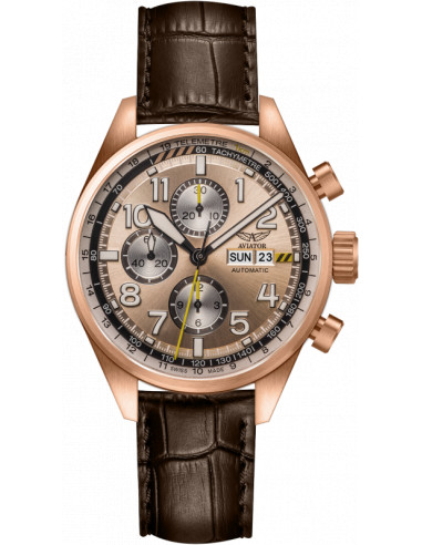 AVIATOR Airacobra P45 Chrono Auto V.4.26.2.183.4 watch