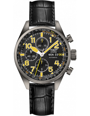 AVIATOR Airacobra P45 Chrono Auto V.4.26.7.176.4 watch