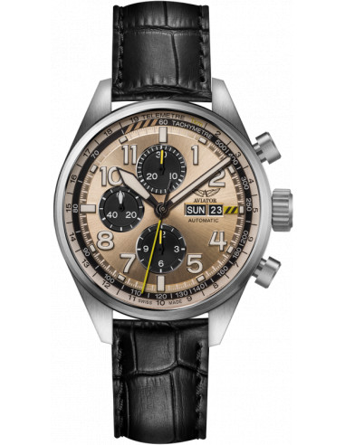 AVIATOR Airacobra P45 Chrono Auto V.4.26.0.177.4 watch