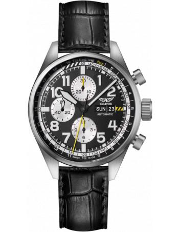 AVIATOR Airacobra P45 Chrono Auto V.4.26.0.175.4 watch