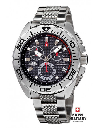 Men's Swiss Military by Chrono 20082 ST-1M watch