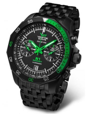 Vostok Europe N1 Rocket 6S21-2254252 watch