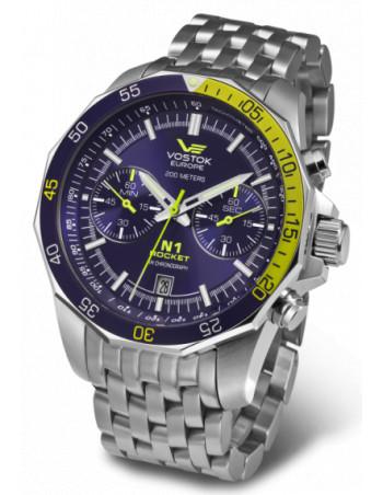 Vostok Europe N1 Rocket 6S21-2255253 watch