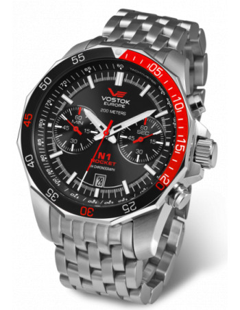 Vostok Europe N1 Rocket 6S21-2255295 watch