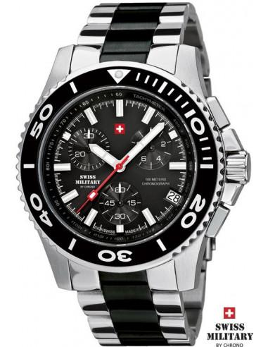 Ceas militar elvețian pentru bărbați by Chrono 20084_ST-1MBK