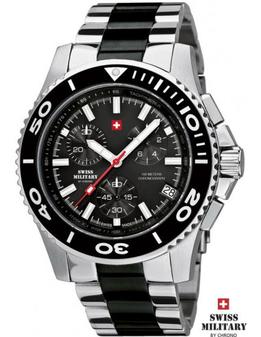 Men's Swiss Military by Chrono 20084_ST-1MBK watch