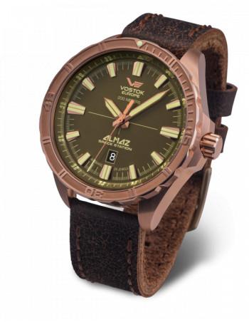 Vostok Europe NH35A-320O516 Almaz Bronze automatic watch