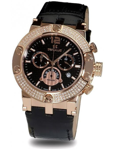 Men's SECULUS 4490.574S Luxury Chronograph Watch