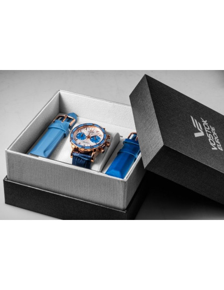 Dámske hodinky Vostok-Europe Undiné VK64/515B527 Vostok Europe - 4