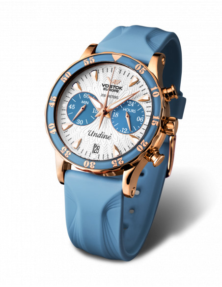 Vostok-Europe Undiné VK64/515B527 ladies watch
