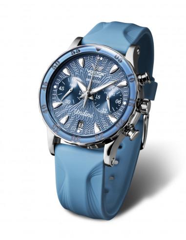 Dámske hodinky Vostok-Europe Undiné VK64/515A526 318.508206 - 1